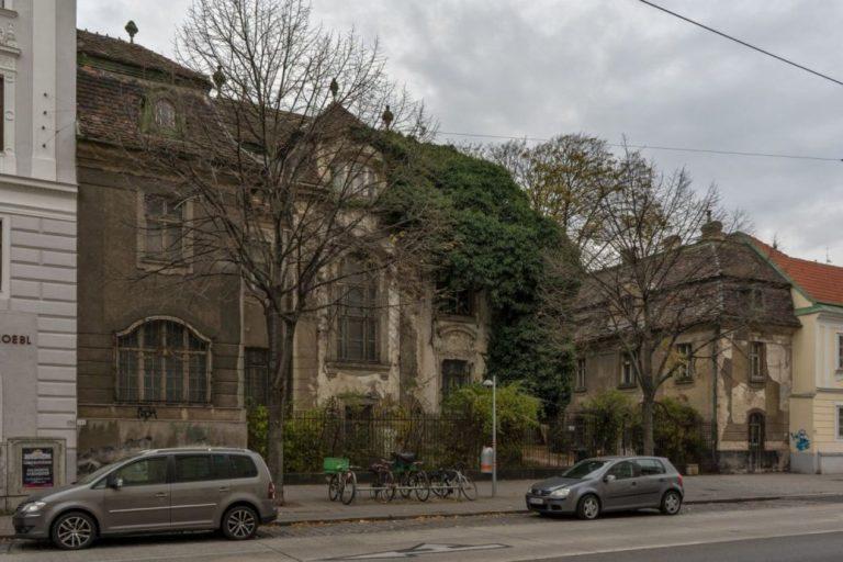 Villa Mautner-Jäger, Landstraßer Hauptstraße 140-142, 1030 Wien