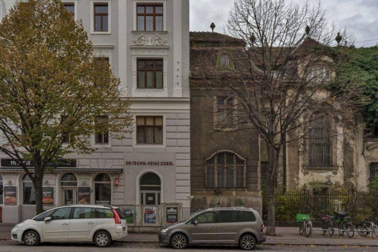 Gründerzeithaus und Villa Mautner-Jäger