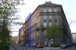 altes Gründerzeithaus in Wien
