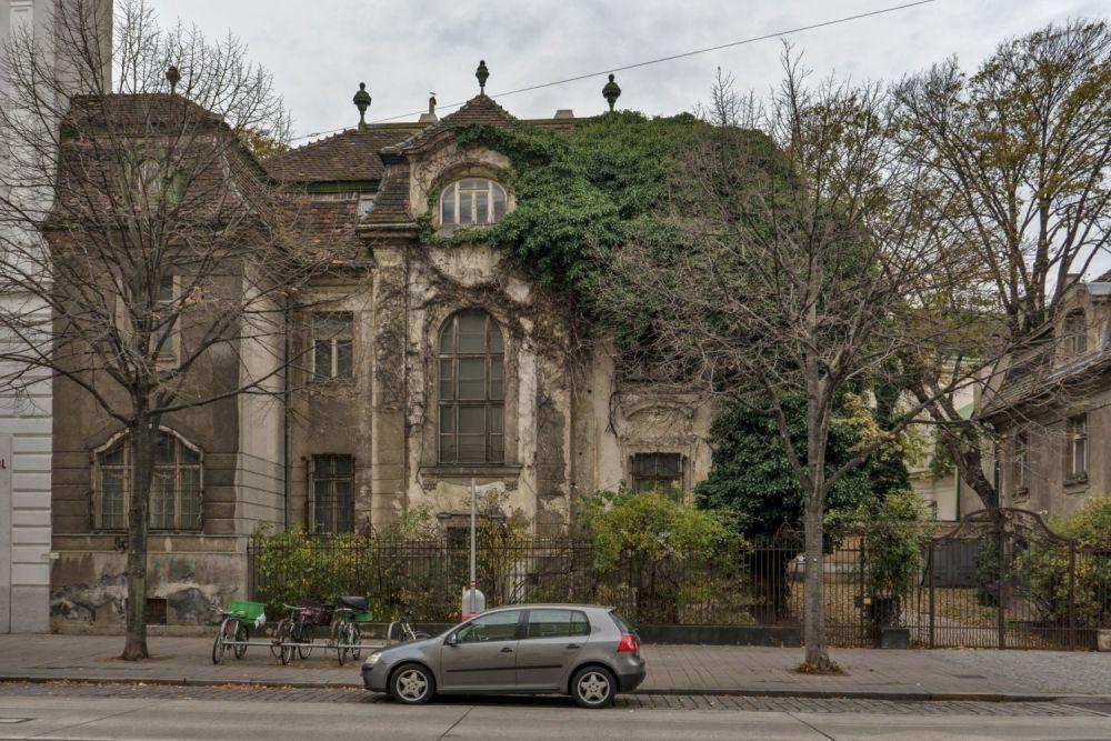 Villa Mautner-Jäger, Landstraßer Hauptstraße 140-142, Wien