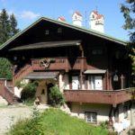rustikale Villa am Semmering, Österreich