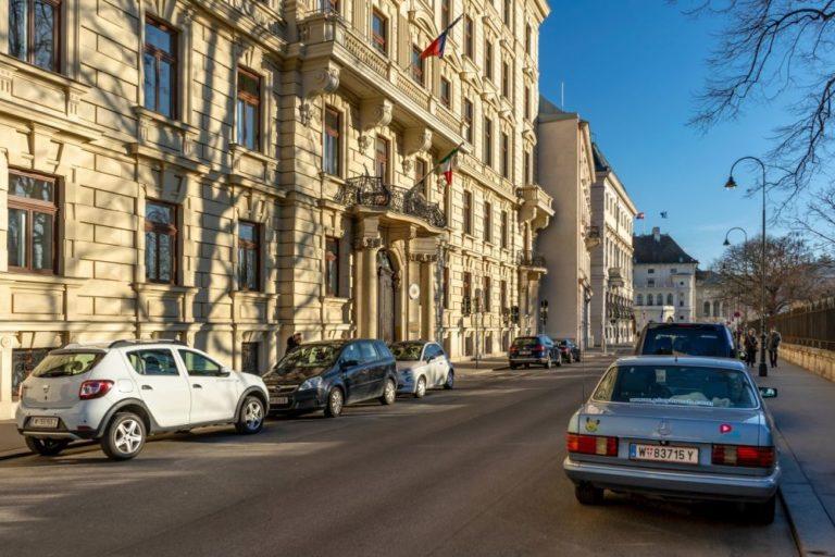 Löwelstraße, Wien, Innere Stadt