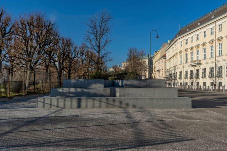 Deserteursdenkmal am Ballhausplatz, Wien, Innere Stadt