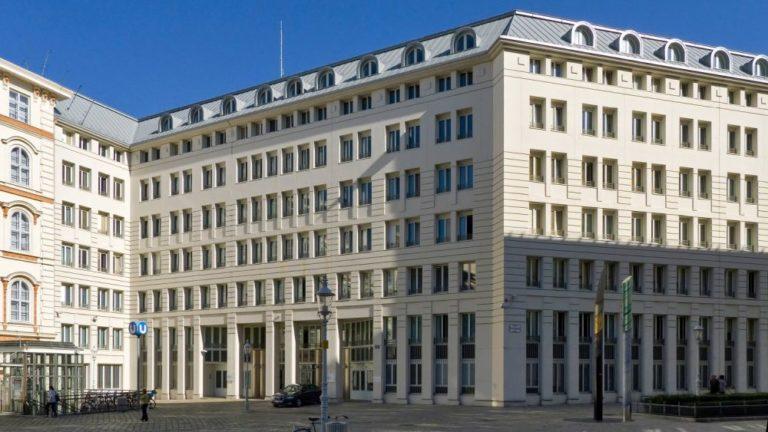 Österreichisches Innenministerium am Minoritenplatz, 1010 Wien