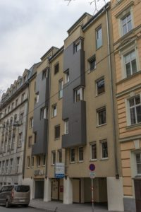 Gebäude Kenyongasse 17, Wien-Neubau