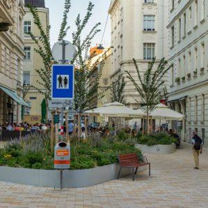 Königsegggasse: Kleine schöne Fußgängerzone