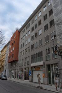 Wohnhaus in der Schottenfeldgasse 36-38, 1070 Wien
