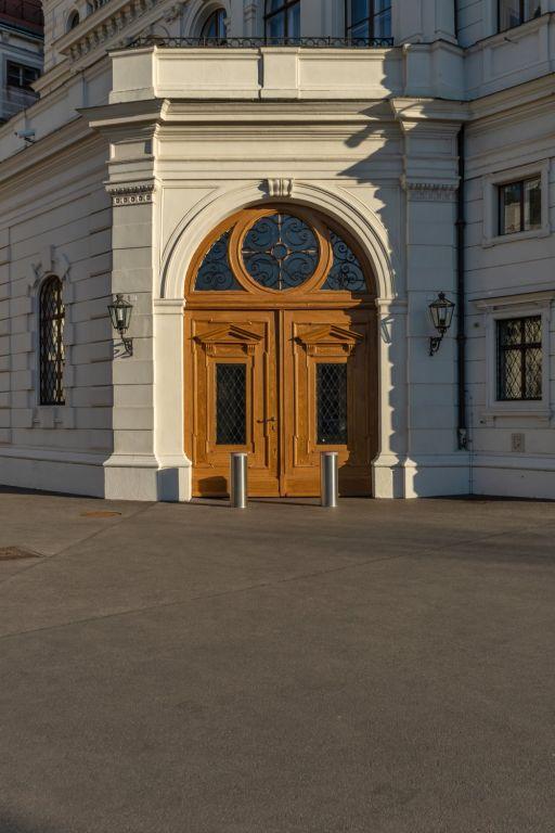 Eingang zur Hofburg, Wien, Innere Stadt