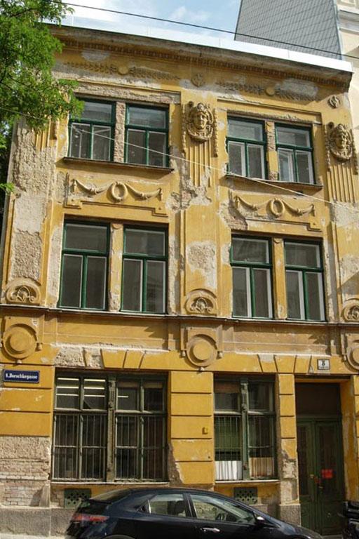 Read more about the article Borschkegasse 8: Jugendstilhaus abgerissen