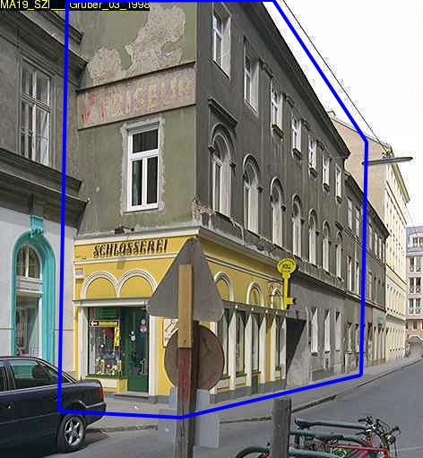 Read more about the article Brünnlbadgasse 3: Abriss & Neubau