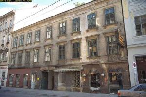 abgerissenes Gründerzeithaus Gentzgasse 53, Abriss um 2010