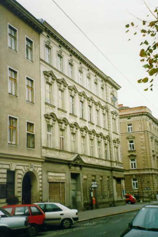 Read more about the article Goldschlagstraße 54: Abriss & Neubau