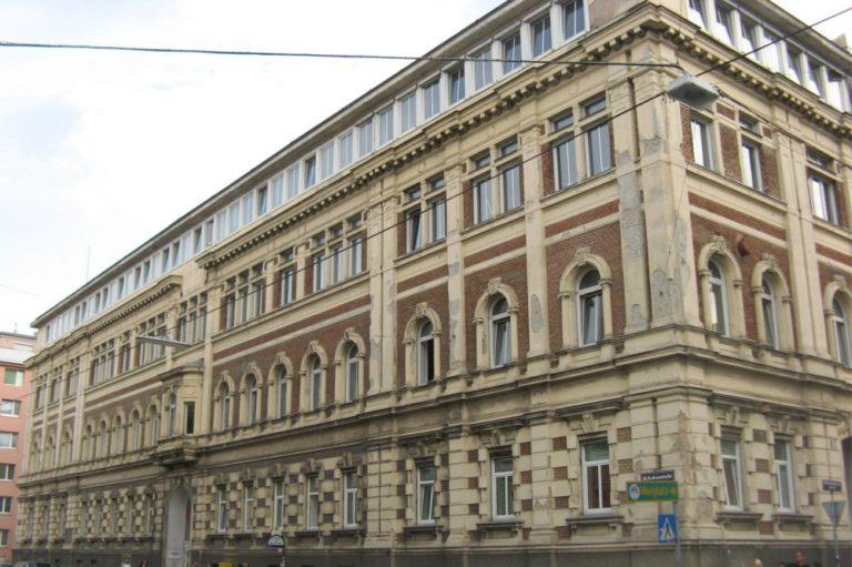 Fabrik in der Gudrunstraße, abgerissen, 1100 Wien