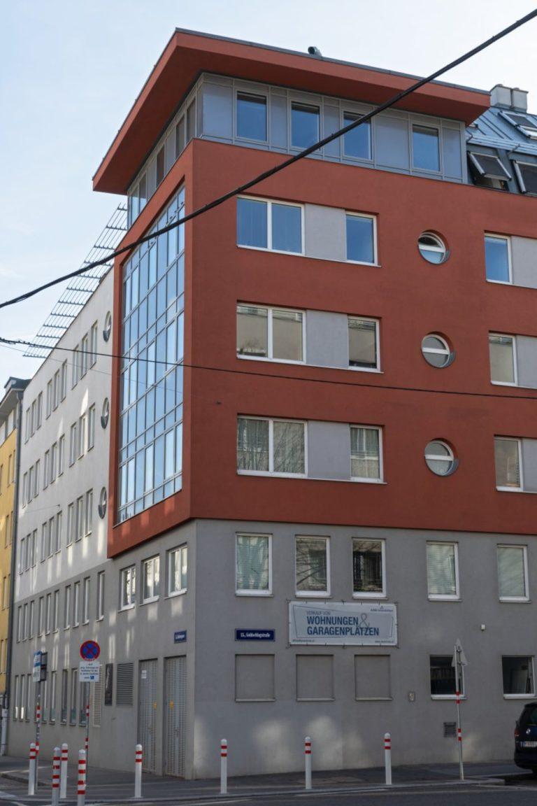 Neubau Hackengasse 11 nach Abriss des Altbaus, 1150 Wien