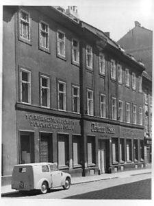 Neustiftgasse 108 um 1950, Wien-Neubau