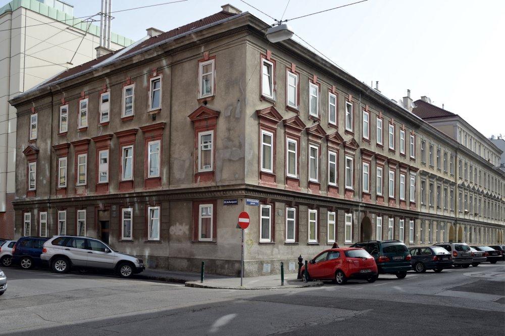 Read more about the article Raffaelgasse 10: Abriss & Neubau