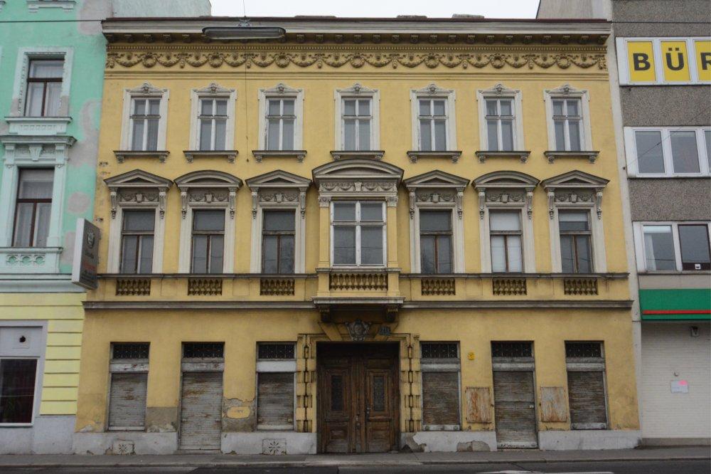 Read more about the article Schönbrunner Straße 211: Abriss & Neubau