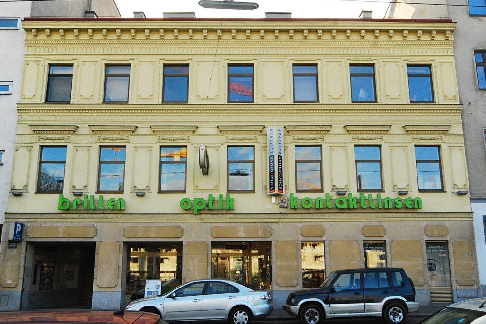 Read more about the article Schönbrunner Straße 217: Abriss & Neubau