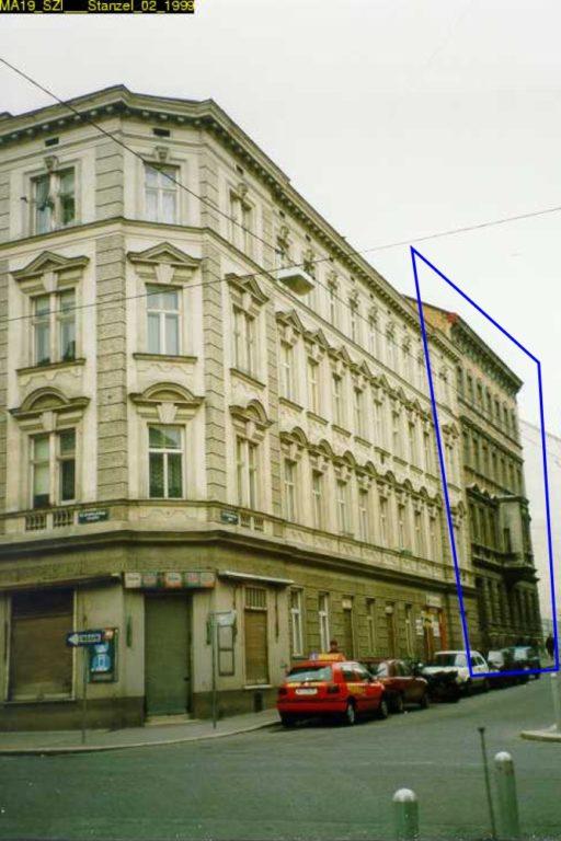 Read more about the article Stättermayergasse 15: Abriss & Neubau