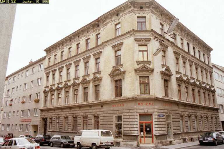 Read more about the article Teschnergasse 18: Abriss & Neubau