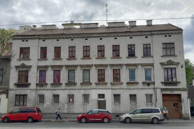 Wagramer Straße 110: Erbaut 1899, Abriss ca. 2015, Wien, 22. Bezirk