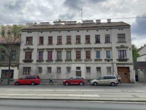 Gründerzeithaus Wagramer Straße 110, Wien-Donaustadt