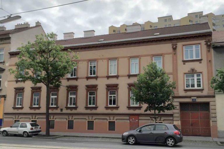 Wagramer Straße 114, Erbaut 1899, Abriss ca. 2017, Wien, 22. Bezirk