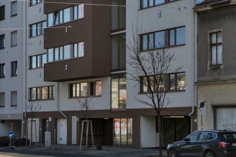 Wagramer Straße 114, Neubau nach Abriss, Donaustadt, Wien
