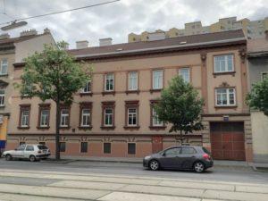 Gründerzeithaus Wagramer Straße 114, Baujahr 1899, Abriss ca. 2017, Wien-Donaustadt