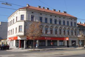 Gründerzeithaus Wagramer Straße 115, Baujahr 1901, Abriss 2017, Wien-Donaustadt