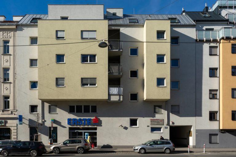 So darf das neue Wien nicht aussehen (Wagramer Straße 127, Foto: 2020)