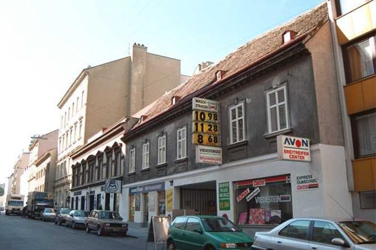 Read more about the article Zieglergasse 51 und 53: Abriss & Neubau