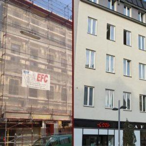 Favoritenstraße: Umbau per Brechstange