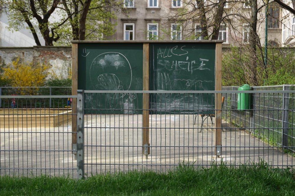 Spielplatz am Hainburgerweg, Wien-Landstraße