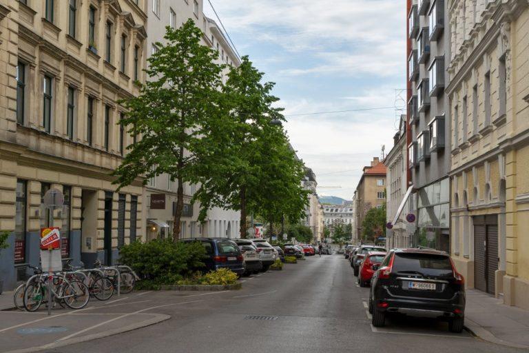 Albertgasse, Albertplatz, Wien, Josefstadt
