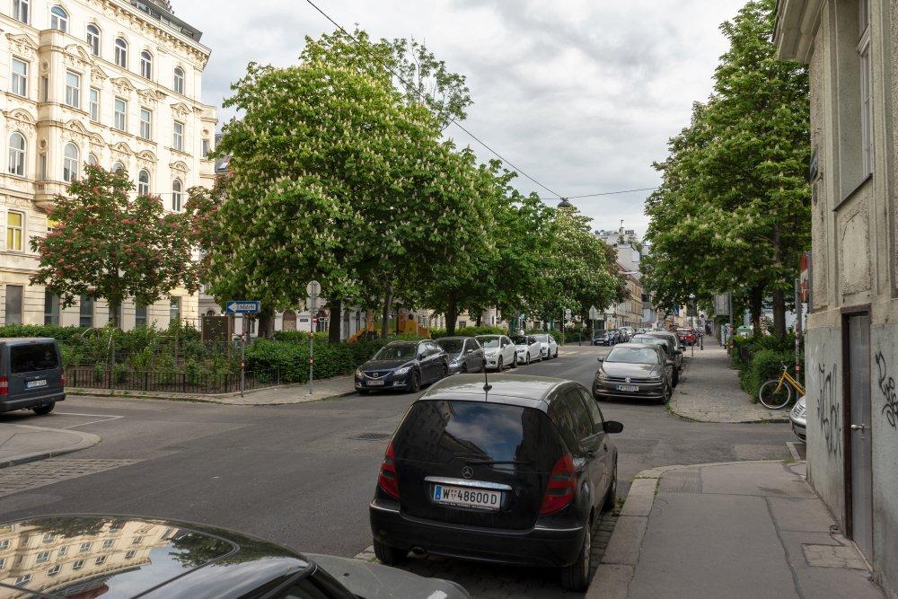 Bennogasse in Wien-Josefstadt