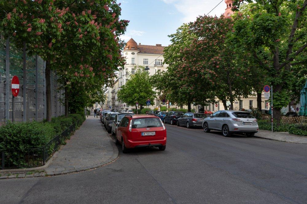 Bennoplatz in Wien