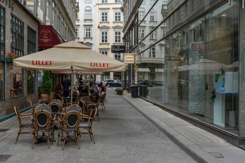Kärntner Durchgang, Kärntnerstraße, Wien