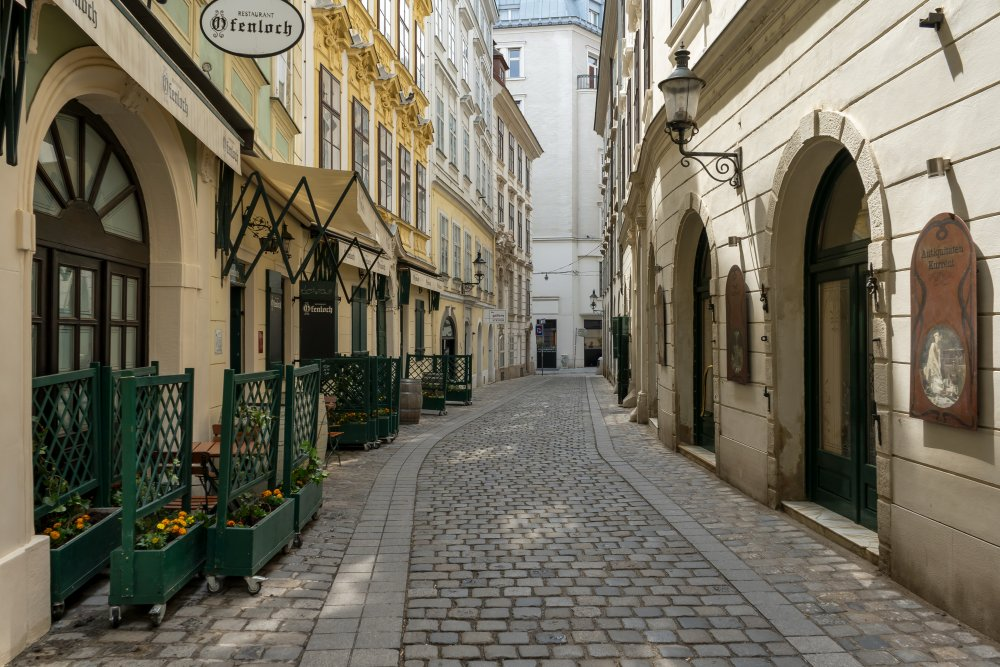 Kurrentgasse, Wien, Innere Stadt