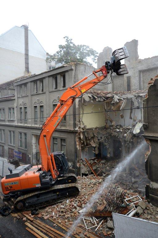 Read more about the article Laurenzgasse 8-10: Haus aus den 1920ern abgerissen