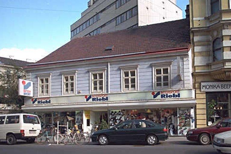 Read more about the article Schönbrunner Straße 63: Abriss & Neubau