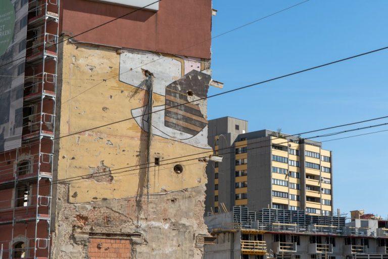 Werbung für Ildefonso, Geiselbergstraße 26-32, 1110 Wien