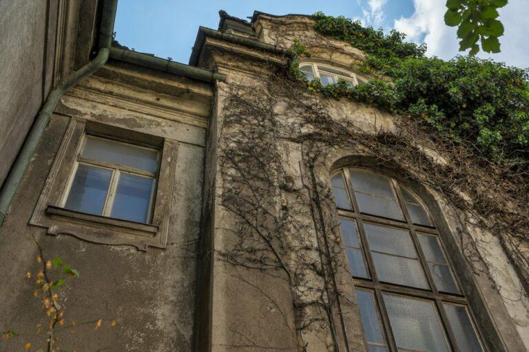 Fassade der Villa Mautner-Jäger, Landstraßer Hauptstraße 140-142, 1030 Wien, Jugendstil