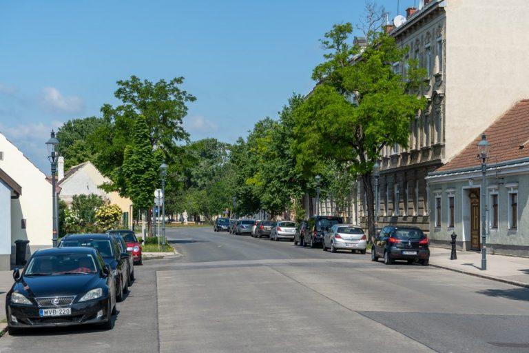 Leopoldauer Platz (Foto: 2020)