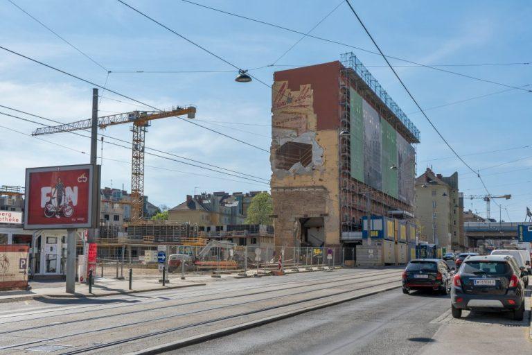 ehemalige Fabrik in der Geiselbergstraße 26-32, Wien-Simmering