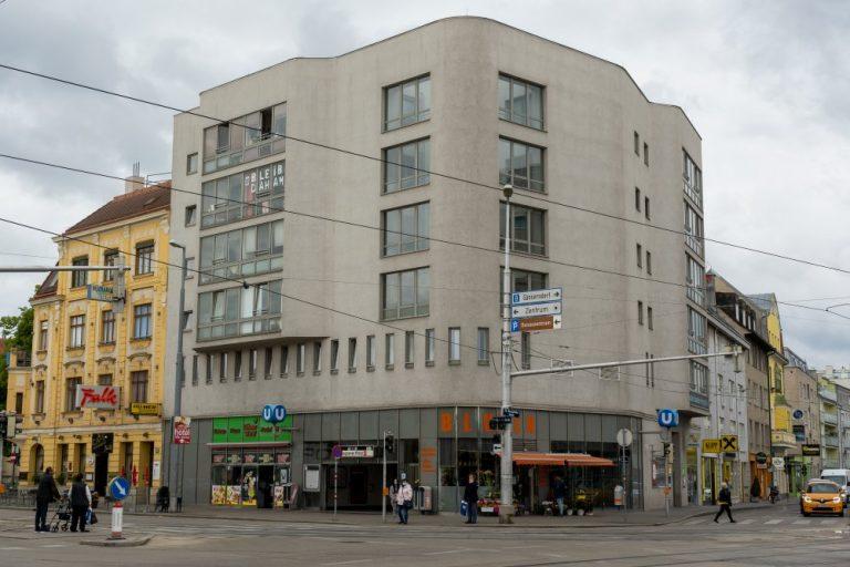 Donaufelder Straße 254: erbaut nach 2001 (Foto: 2020)