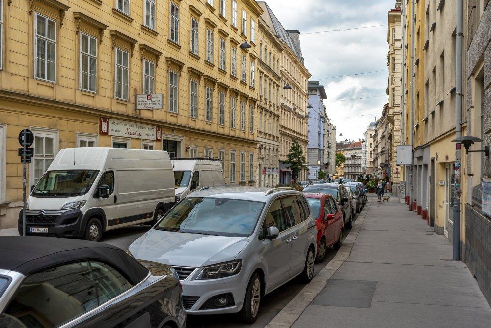 Florianigasse in Wien-Josefstadt