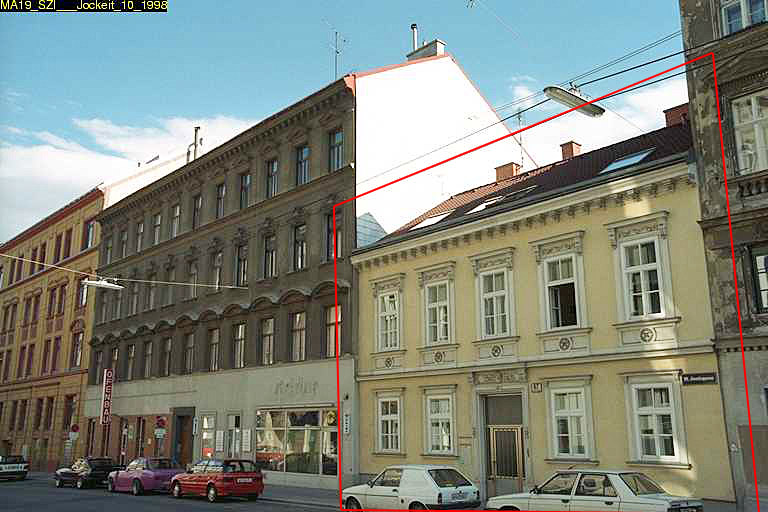 Read more about the article Gentzgasse 67: Abriss & Neubau