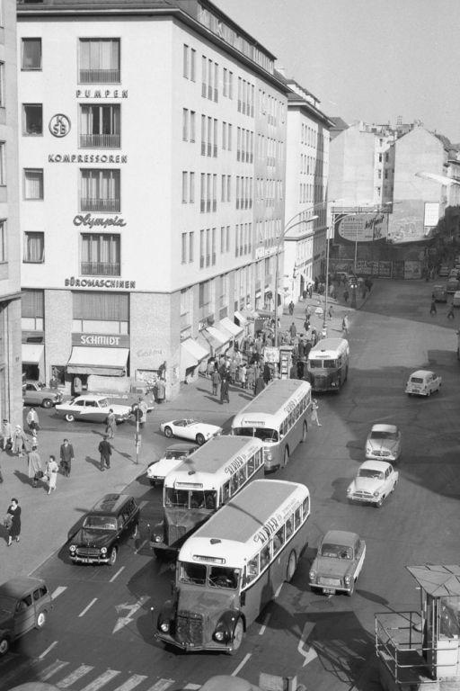 Verkehr am Stephansplatz