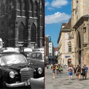 Wie der Stephansplatz (wieder) schön wurde